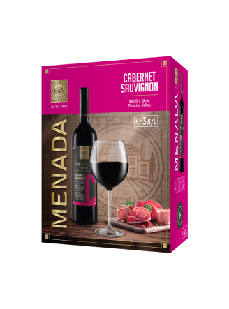 Bag-in-Box Menada Cabernet Sauvignon